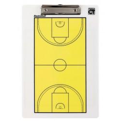 Strateginė lenta krepšinio treneriui TREMBLAY