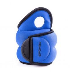 Svoriai Rankoms Spokey COM FORM IV 1,5 kg, Mėlyni