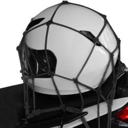 Tamprus motociklo krovinio tinklas OXFORD 30x30 cm