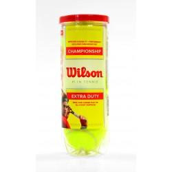 Teniso kamuoliukai WILSON CHAMPIONSHIP 3vnt WRT100101