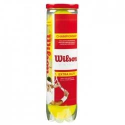 Teniso kamuoliukai WILSON CHAMPIONSHIP 4 vnt