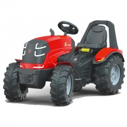 Traktorius ''Rolly Toys'' su pedalais ir kaušu ''X-Track''