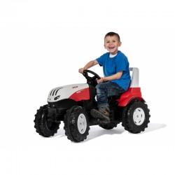 Traktorius Rolly Toys Tractor Su Pedalais