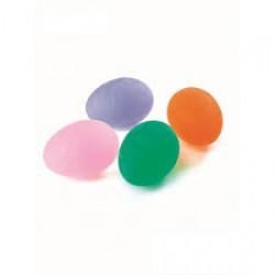 Treniruoklis plaštakai SISSEL  kiaušinio formos žalias kietas