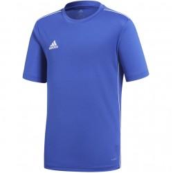 Vaikiški futbolo marškinėliai adidas Core 18 JSY JR CV3495