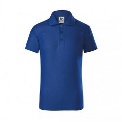 Vaikiški Polo Marškinėliai ADLER Pique Polo, Mėlyni