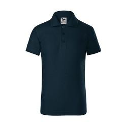 Vaikiški Polo Marškinėliai ADLER Pique Polo, Tamsiai mėlyni