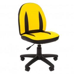 Vaikų kėdė CHAIRMAN KIDS 122 Eco Juoda - Geltona