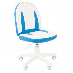 Vaikų kėdė CHAIRMAN Kids 122 Eco Balta - Mėlyna