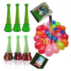 Vandens bombų - balionų rinkinys