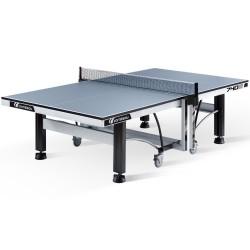 Varžybinis stalo teniso stalas Cornilleau 740 Indoor ITTF - Blue