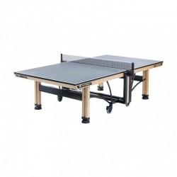 Varžybinis stalo teniso stalas Cornilleau 850 Wood ITTF Indoor - Grey