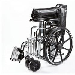 Vežimėlis sunkiasvoriams STEELMAN XL