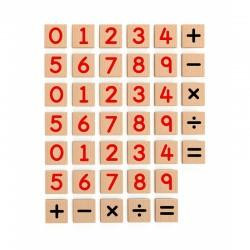 ''Viga'' mediniai magnetiniai skaičiai