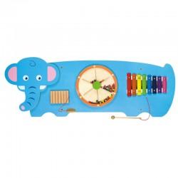 Drambliuko Formos Žaisliukas Viga Sensor