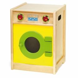Medinė Skalbimo Mašina Viga Toys