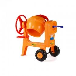 WADER QT betono maišyklė vaikams oranžinė