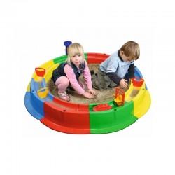 """WADER QT Sandbox 2in1 Water Track"" smėlio dėžė"